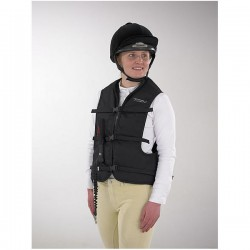 Gilet airbag jacket noir...