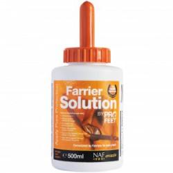 farrier solution 500ml naf